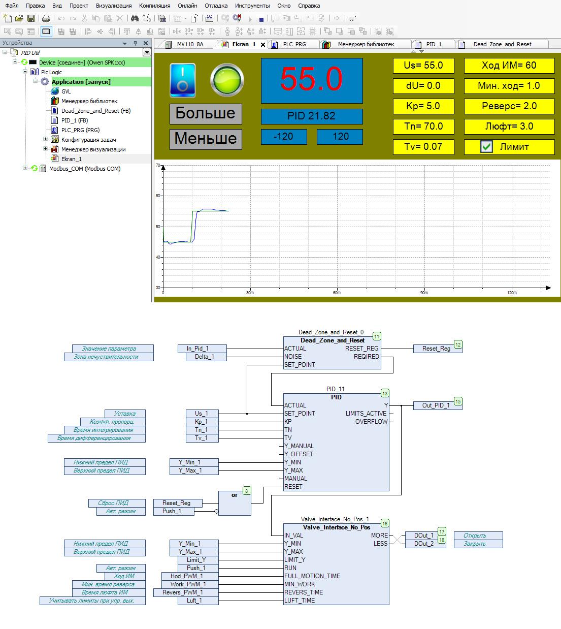 3 State Pid Codesys The Iec 61131 Automation Software P Id Logic Diagram Util
