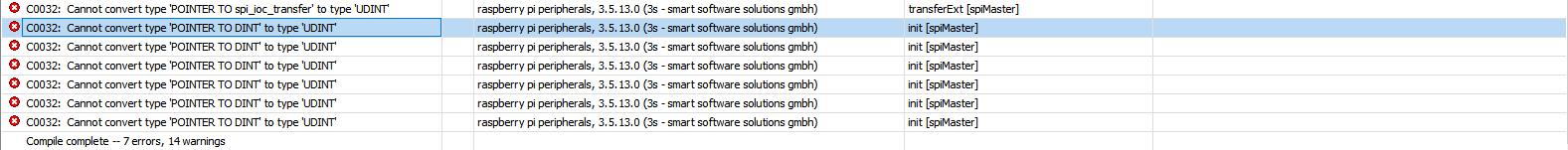 IMG: SPI master errors 3.5.13.0 2018