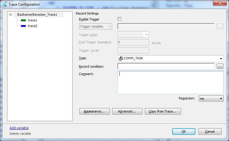 WebVisu multiple arrays as graph source - CODESYS - the IEC