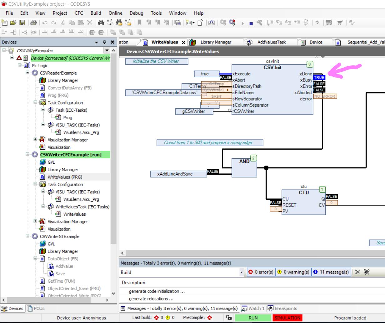 IMG: CSV Utility